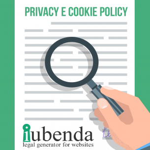 Art Iubenda Privacy and Cookie Policy GDPR [RGPD 2016/679]