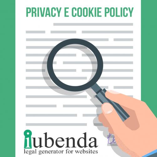 Modulo PrestaShop per Integrazione di Iubenda Privacy e Cookie
