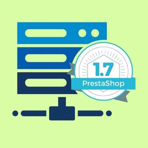 Pacchetto Migrazione a PrestaShop 1.7.X