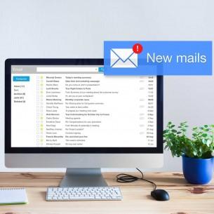 12 mesi Hosting Email Pro 50GB tuonome@tuaAzienda.it