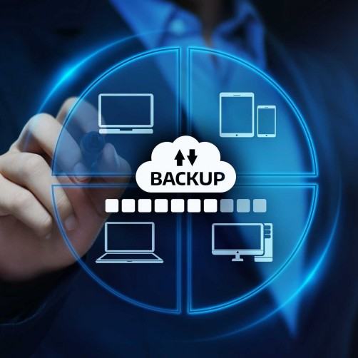 FTP/SFTP Backup da 2000GB (2TB)