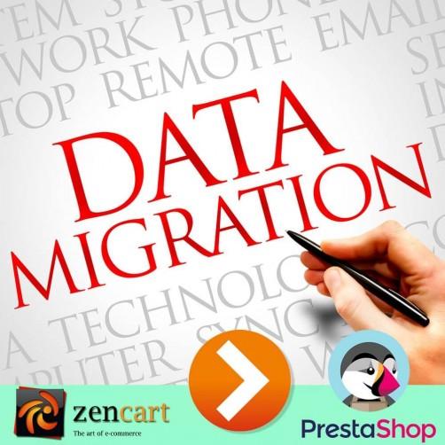 Migrating from Zencart to PrestaShop