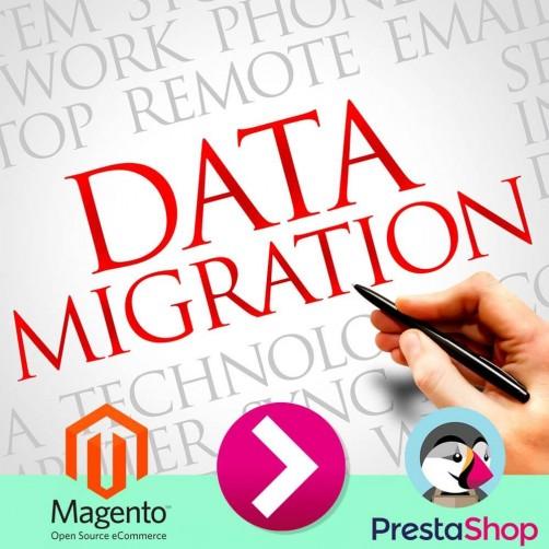 Migrating from Magento to PrestaShop