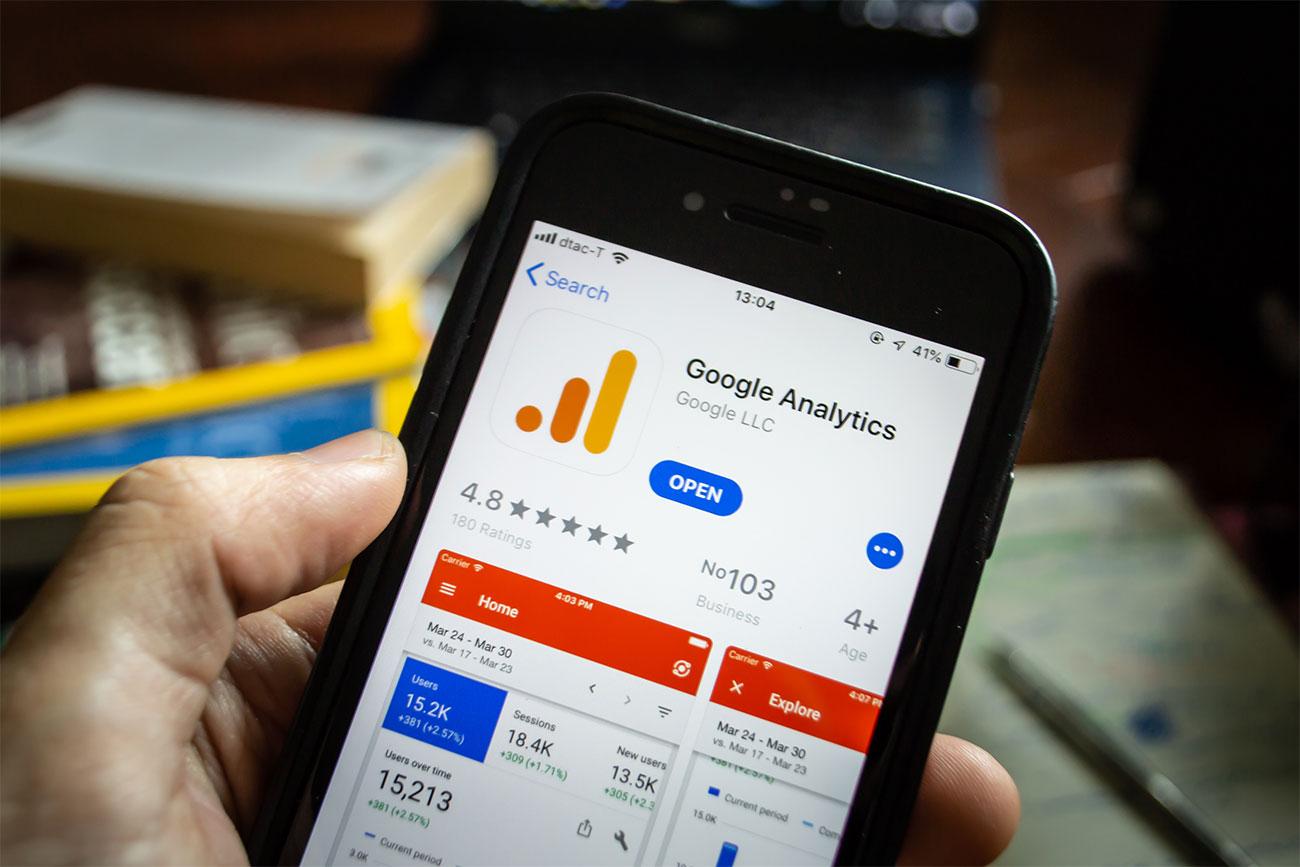 Google Analytics 4 (GA4) con PrestaShop